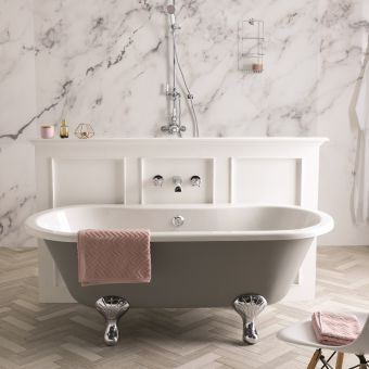 BC Designs Elmstead Freestanding Bath
