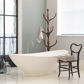 BC Designs Cian Kurv Double Ended Bath