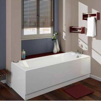 Trojan Cascade Single Ended Bath
