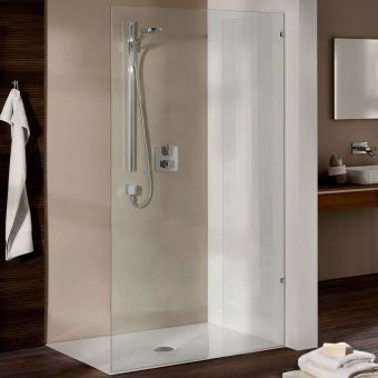 Kaldewei Scona Rectangular Steel Shower Tray