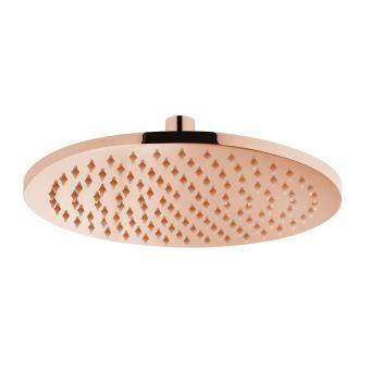 VitrA Origin Copper 250mm Shower Head - 4563826