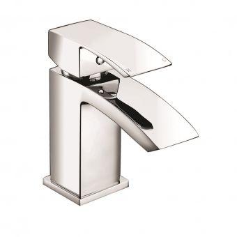 UK Bathrooms Essentials Lansley Cloakroom Basin Mixer Tap - UKBEST00067