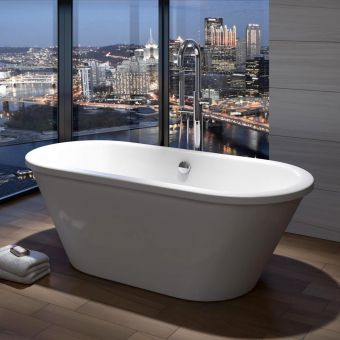 Trojan Savoy Freestanding Double Ended Bath