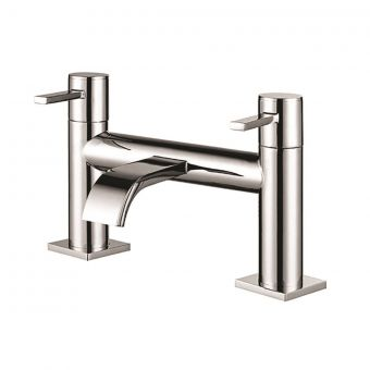 UK Bathrooms Essentials Connell Bath Filler
