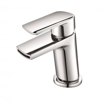 UK Bathrooms Essentials Warhol Cloakroom Basin Mixer Tap
