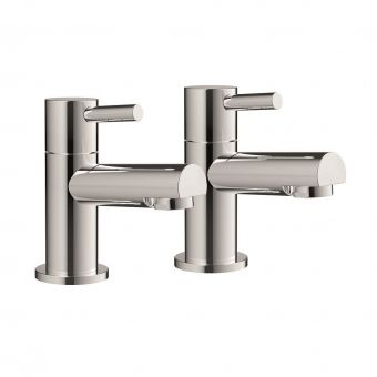 UK Bathrooms Essentials Holden Basin Taps