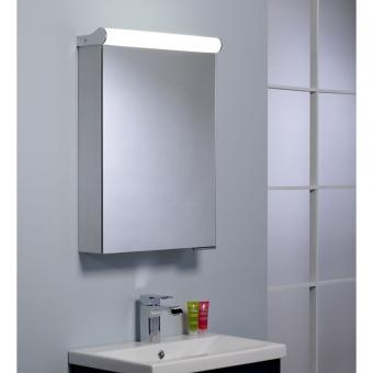Buy roper rhodes equinox illuminated single mirrored bathroom cabinet - Roper Rhodes Furnishings And Bath Fittings Buy Today