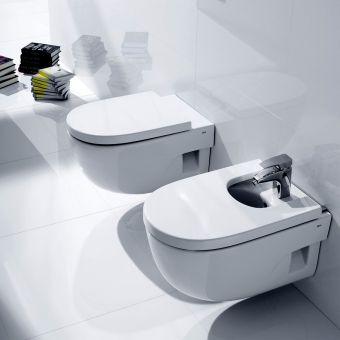 Roca Meridian-N Wall Hung Toilet