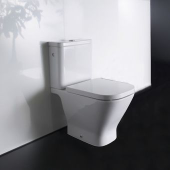 Roca The Gap Close Coupled Eco Toilet - 342477000