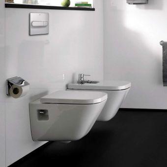 Roca The Gap Wall Hung Toilet - 346477000
