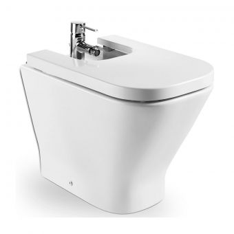 Roca The Gap Compact Floor Standing Bidet