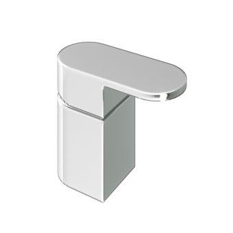 Abacus Ki Chrome Deck Mounted Single Lever Mixer - TBTS-052-3201