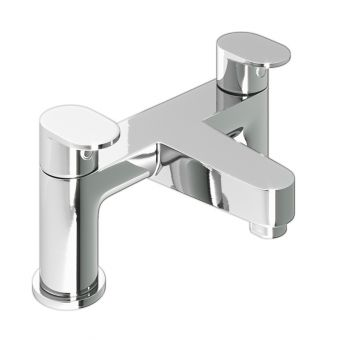 Abacus Ki Deck mounted Bath Filler