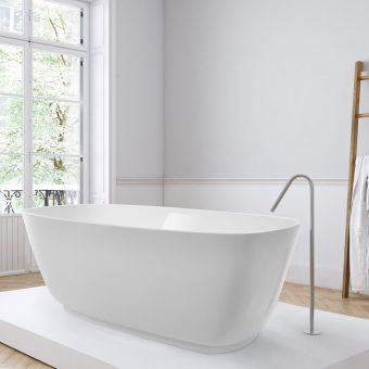 BC Designs Divita Freestanding Cian Bath