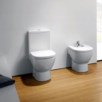 Roca Meridian-N Close Coupled Toilet