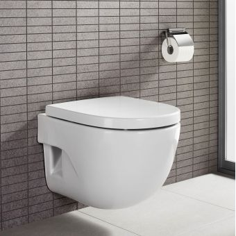 Roca Meridian-N Compact Wall Hung Toilet