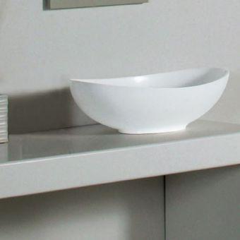 BC Designs Kurv Countertop Cian Basin