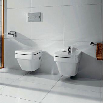 Roca Dama-N Compact Wall Hung Toilet