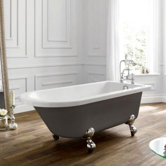 April Bentham Single Ended Victorian Style Bath