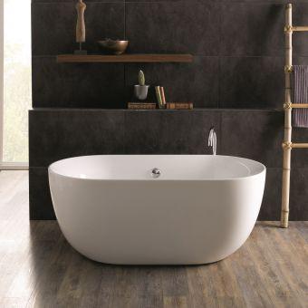 BC Designs Dinkee Freestanding Acrymite Bath