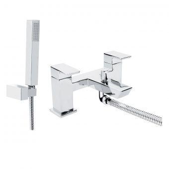 Bristan Cobalt Bath Shower Mixer Tap - COB BSM C
