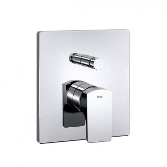 Roca Escuadra Concealed Single Lever Shower Valve