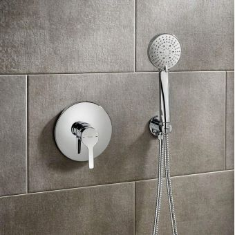 Roca Malva Concealed Manual Shower Valve