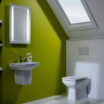 Tavistock Vibe Back to Wall Toilet - BTW700XS