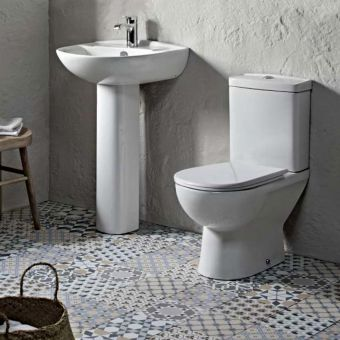 Tavistock MIcra Compact Close Coupled Toilet