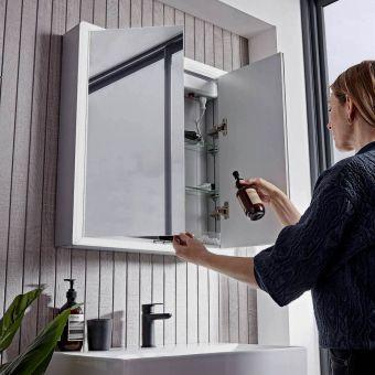 Tavistock Flex Illuminated Bathroom Cabinet