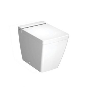 Vitra T4 Back To Wall WC