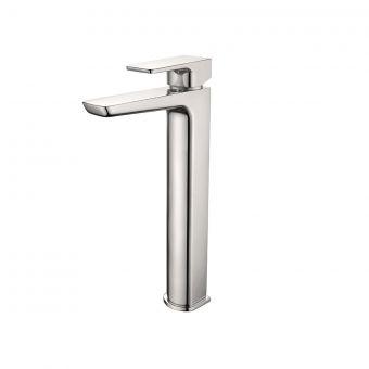 UK Bathrooms Essentials Stansfield Tall Basin Mixer Tap - UKBEST00121