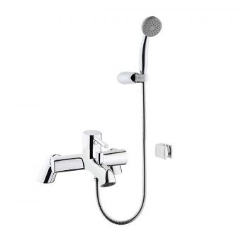 VitrA Minimax S Chrome Bath Shower Mixer