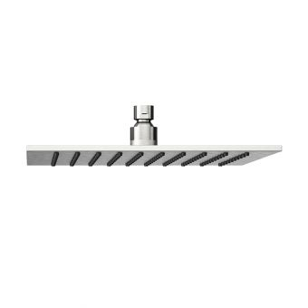 Abacus Emotion Chrome Square Fixed Shower Head - TBTS-412-5225