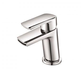 UK Bathrooms Essentials Warhol Cloakroom Basin Mixer Tap