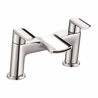 UK Bathrooms Essentials Warhol Bath Filler
