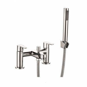 UK Bathrooms Essentials Hopper Bath Shower Mixer Tap - UKBEST00078