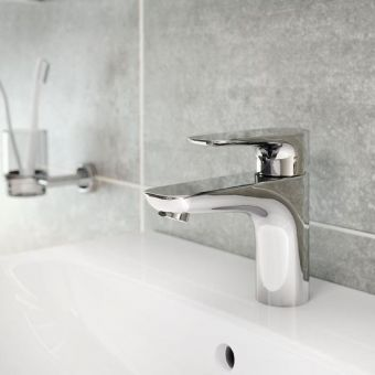 VitrA X Line Chrome Basin Mixer Tap