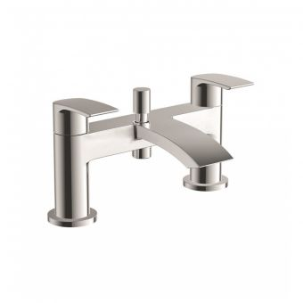 UK Bathrooms Essentials Vermeer Bath Shower Mixer Tap