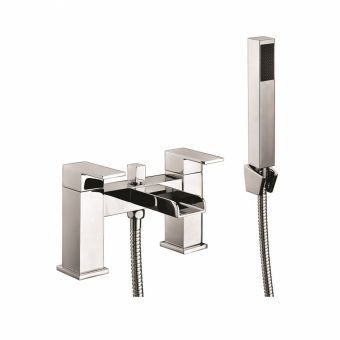 UK Bathrooms Essentials Durer Bath Shower Mixer Tap