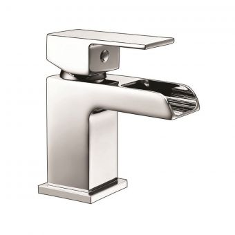 UK Bathrooms Essentials Durer Cloakroom Basin Mixer Tap