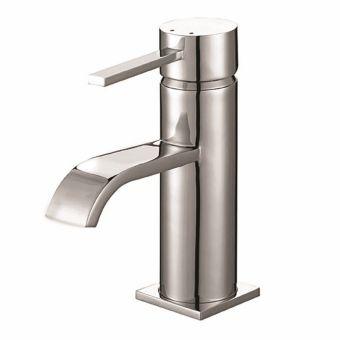 UK Bathrooms Essentials Connell Basin Mixer Tap