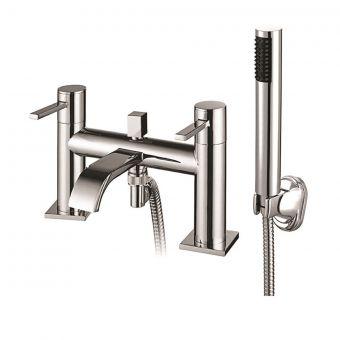 UK Bathrooms Essentials Connell Bath Shower Mixer Tap