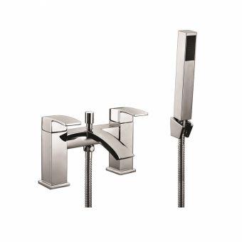 UK Bathrooms Essentials Lansley Bath Shower Mixer Tap