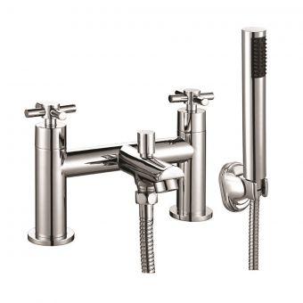 UK Bathrooms Essentials Skelldale Bath Shower Mixer Tap - UKBEST00152