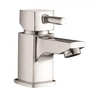 UK Bathrooms Essentials Miro Cloakroom Basin Mixer Tap