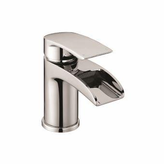 UK Bathrooms Essentials Kitchener Basin Mixer Tap - UKBEST00162