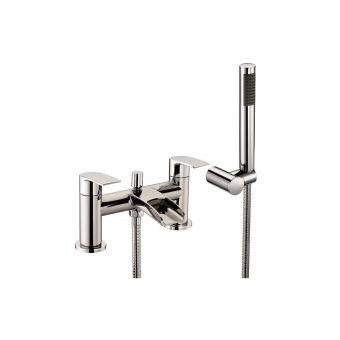 UK Bathrooms Essentials Kitchener Bath Shower Mixer Tap