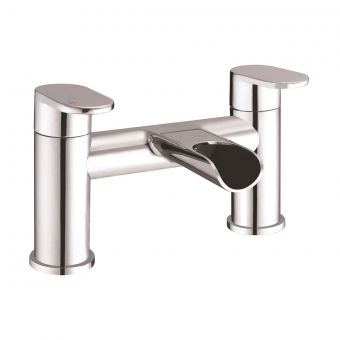 UK Bathrooms Essentials Lynden Bath Filler