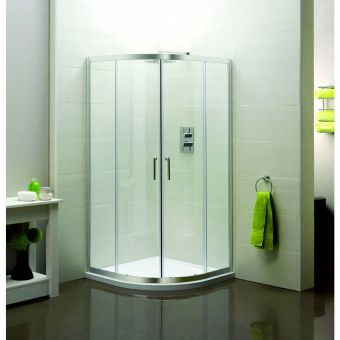 Origins Design Quadrant Shower Package